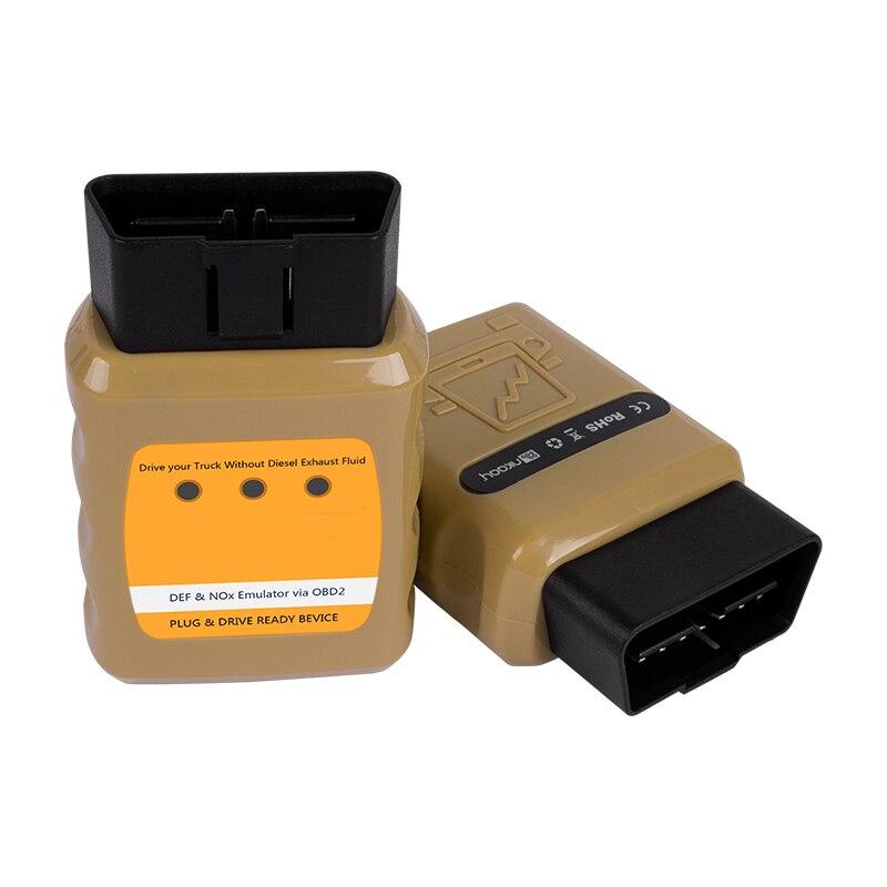 Nova Chegada Truck Adblue Emulador para RENAULT AdblueOBD2/DEF Nox Adblue Emulator para o Caminhão Renault Ferramenta de Diagnóstico