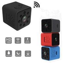 лучшая цена SQ23 HD mini camera WIFI small camera cam 1080P Wide Angle Waterproof MINI Camcorder DVR video Sport micro Camcorders SQ13
