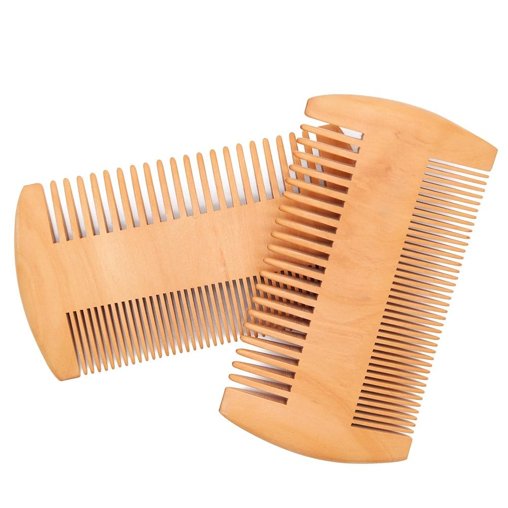 Cosprof Beard Balm Beard Oil Conditioner Balm Healthy Moisturizing Moustache Wax Brush Comb Natural Organic Styling Set 4