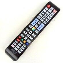 NOVO controle remoto para Samsung Substituído SAM 917 com backlight para Samsung 3D Smart TV Remoto Fernbedienung