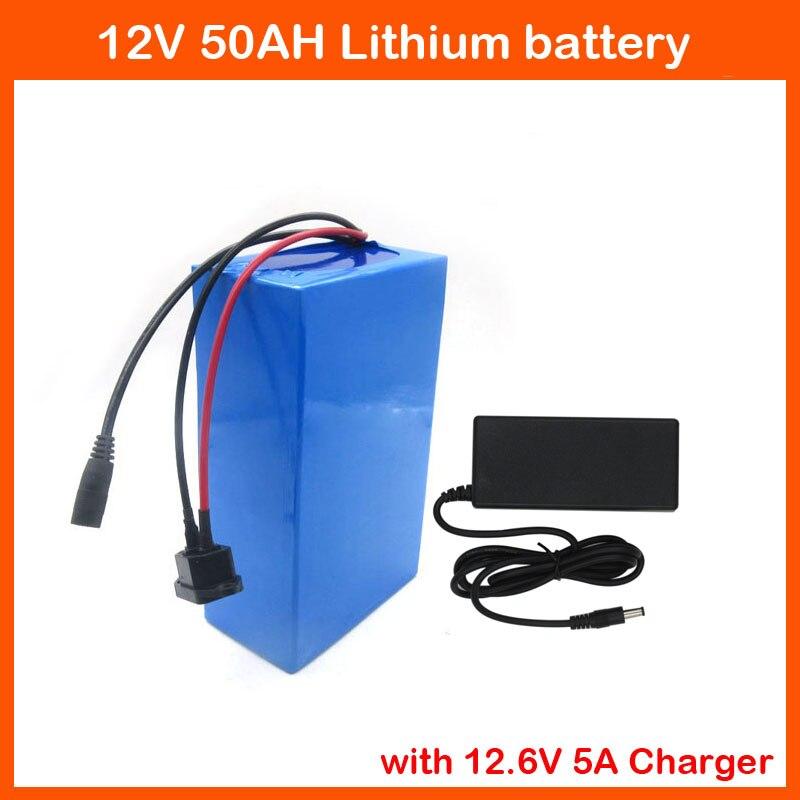 wholesale 10pcs lot 350w 12v 50ah lithium battery 12v 50000mah rechargeable battery with 12 6v. Black Bedroom Furniture Sets. Home Design Ideas