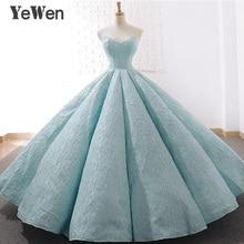 V neck blau Spitze Tüll Abendkleider 2020 Lange Plus Größe Hochzeit Party Kleid Ballkleid Formale Kleid Elegante Prom kleid