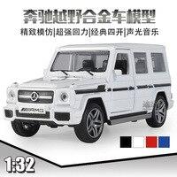 Высокая моделирования 1:32 AMG 2 литья под давлением сплава металла роскошь гоночный автомобиль модели коллекции отступить игрушки автомобиля...