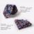 100% Algodón Para Hombre Corbatas de Moda Impresa + Tie + Pocket Square Set 6.5 cm corbata Hanky Corbatas Set 42 Estilo Regalo de vacaciones