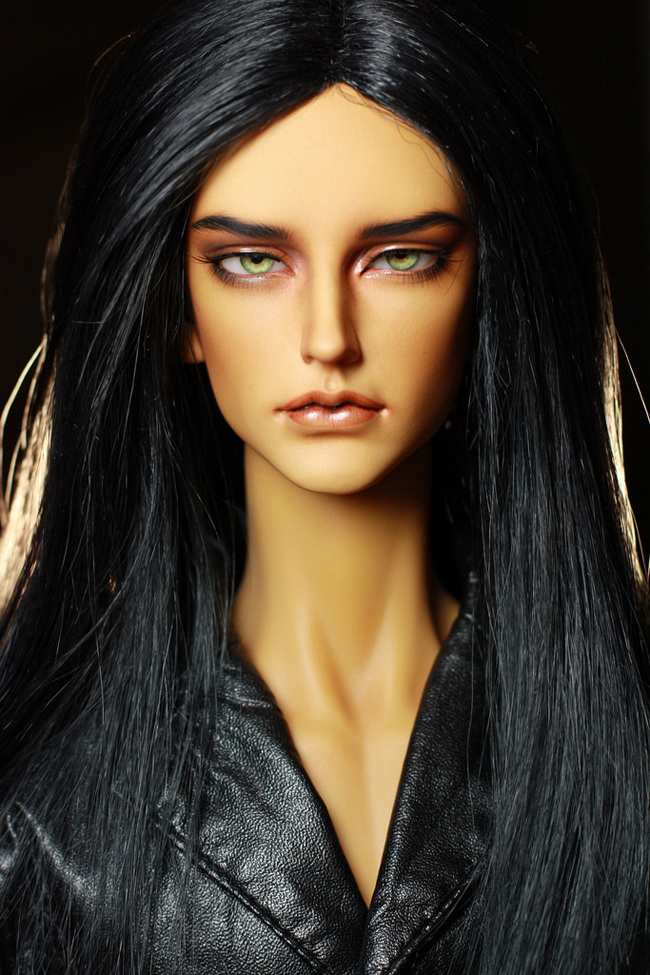 Ball Jointed Doll 1/3 Obsidius Human Body Free Eyes Resin Figures Dolls Hehebjd
