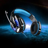 KOTION EACH G9000 3 5mm Gaming Headphone Headset Earphone Headband With Microphone LED Light For PC
