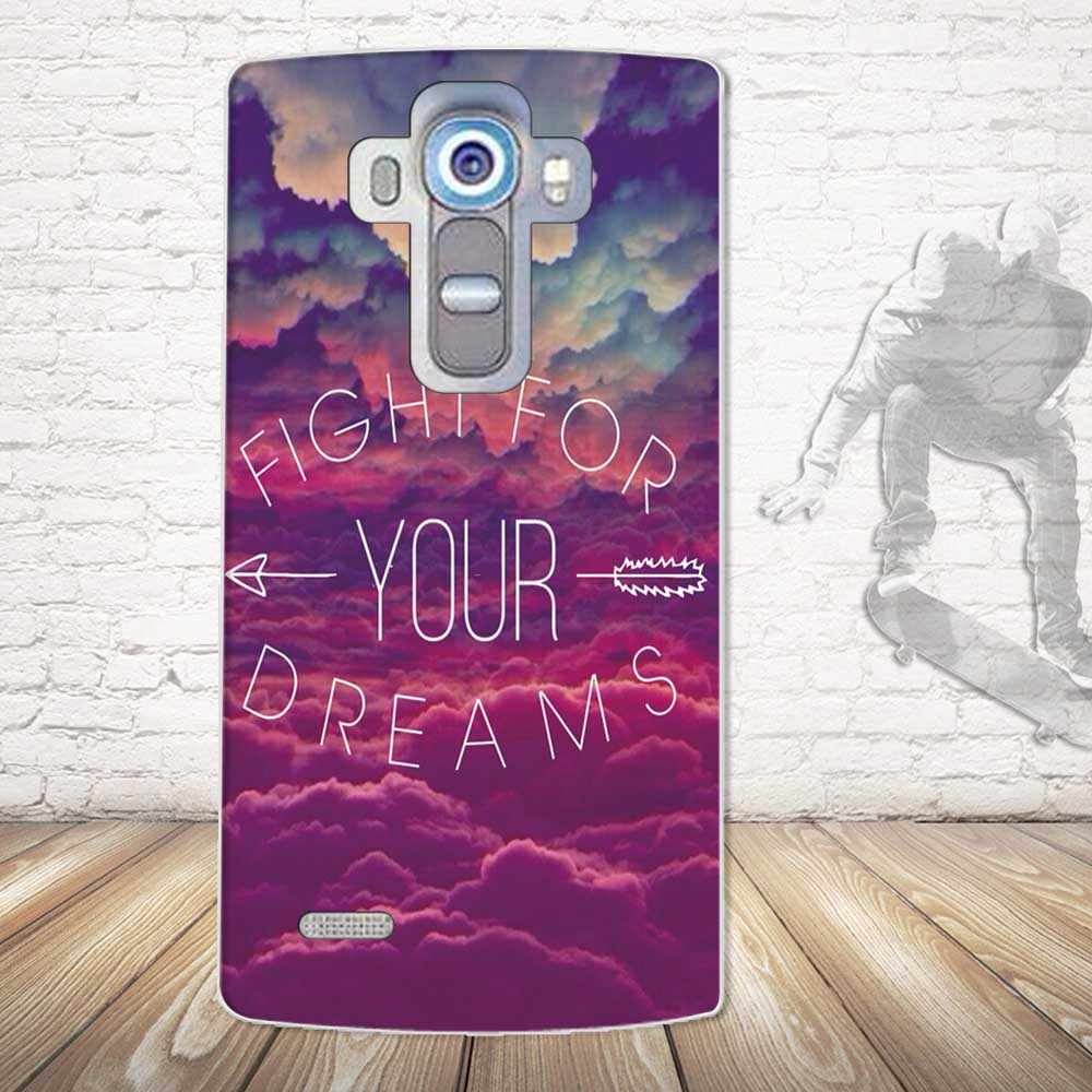 Weiche Tpu Cases für LG G4 Hinweis G Stylo G4 Stylus LS770 Cartoon-Muster Telefon Fall Handy Fall Abdeckung für LG G4 Stylus Tasche