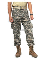 Military Army Men Camouflage Tactical Pants Outdoor Shooing Paintball Combat Cotton slim pants