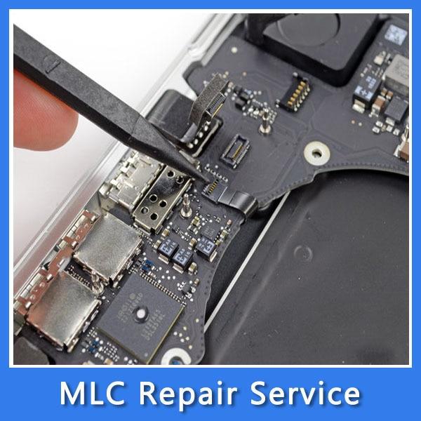 "13/"" Mid 2013 Apple MacBook Air A1466 Logic Board 8Gb 1.7ghz i7-661-7479 Tested"