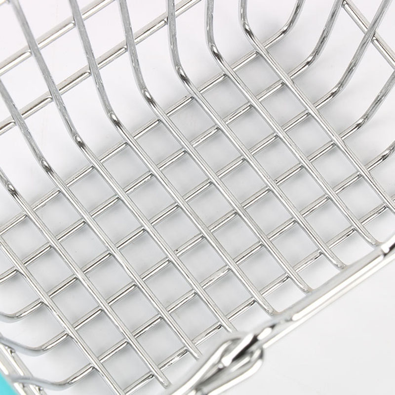Image 5 - Portable Mini Supermarket Shopping  Basket organizer Shopping Basket Home Debris storage box makeup organizer kids toys-in Storage Baskets from Home & Garden