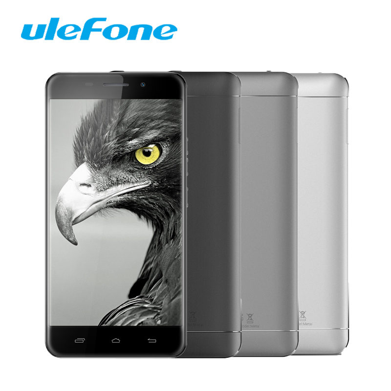Ulefone metal mt6753 smartphone octa core 1.3 ghz 16g rom 3g ram teléfonos móvil