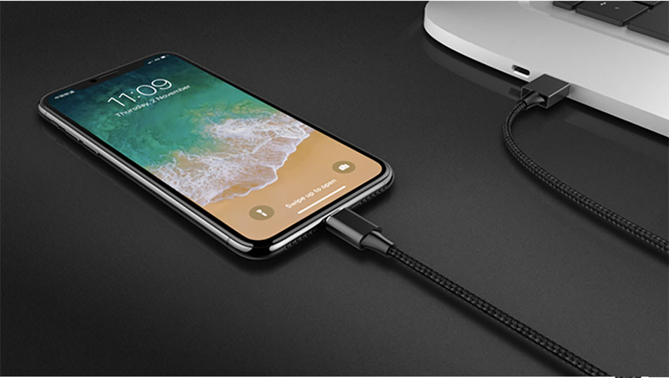 Universal Led 3 In 1 Magnetic Cable Charging&Sync Data Cord 8 Pin For iPhone X 8 Micro USB Type C For Samsung Charger Cables 1M (13)