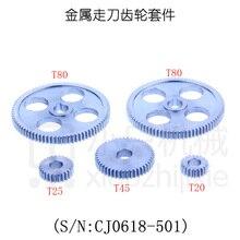free shipping S/N CJ0618-501 mini lathe gears , Metal Cutting Machine g