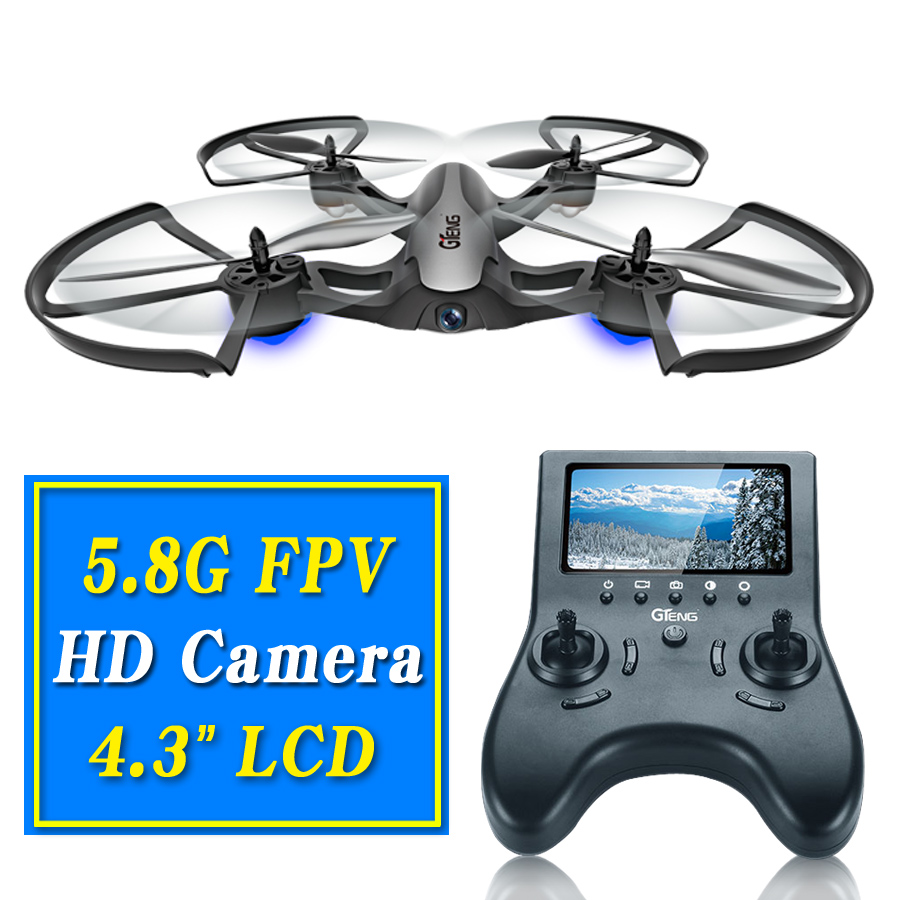 FPV 5 8G professional drone quadcopter with camera hd remote control toys rc helicopter aircraft Quadrocopte
