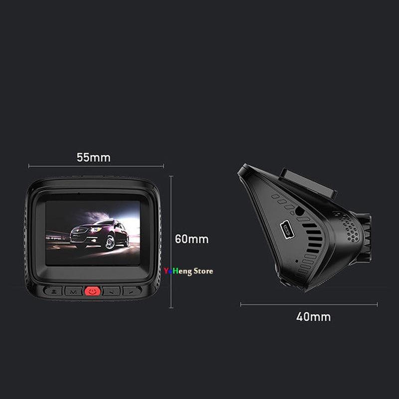 Mini 2.0 WIFI Dashcam Full HD 1080 P Auto DVR Camera Video Recorder 170 Graden met G sensor Nachtzicht Parking Monitor - 3