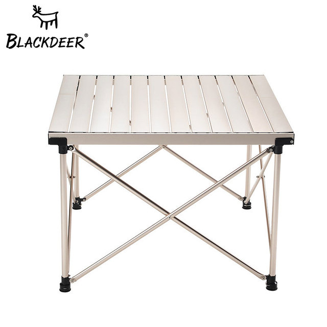 Blackdeer camping picnic tables portable aluminum alloy table blackdeer camping picnic tables portable aluminum alloy table outdoor adjustable height folding table ultralight desk watchthetrailerfo