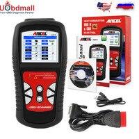 OBD OBD2 Narzędzie Diagnostyczne Samochodów-ANCEL AD510 2 Automotive Scanner Wielojęzyczne OBD2 Auto Diagnostic Trouble Code Reader narzędzia