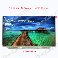 12.5 laptop LCD screen for Lenovo thinkpad X260 X260i resolution 1366·768 все цены