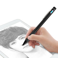 pen capacitive Precision Active Stylus pencil touch pen capacitive Screen Touch Pen drawing Writing for apple iPad for iPhone for Android (2)
