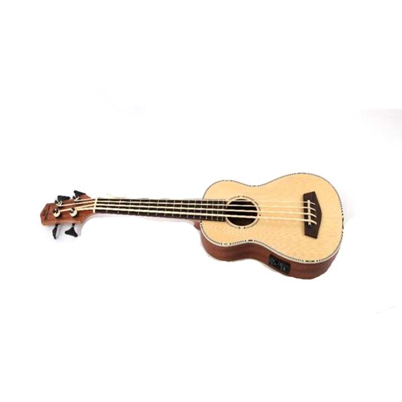 30 pulgadas Sapele Abeto Guitarra Electrica mini Guitar Instrumentos Musicales P