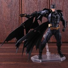 Revoltech Série N ° 009 Superheros Batman Action Figure Collectible Modelo Toy Presente Para Crianças(China)