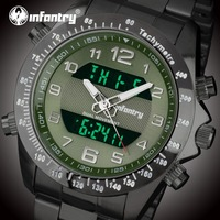 INFANTRY Mens Watches Top Brand Luxury Analog Digital Military Watch Men Tactical Army Watches for Men Sport Relogio Masculino