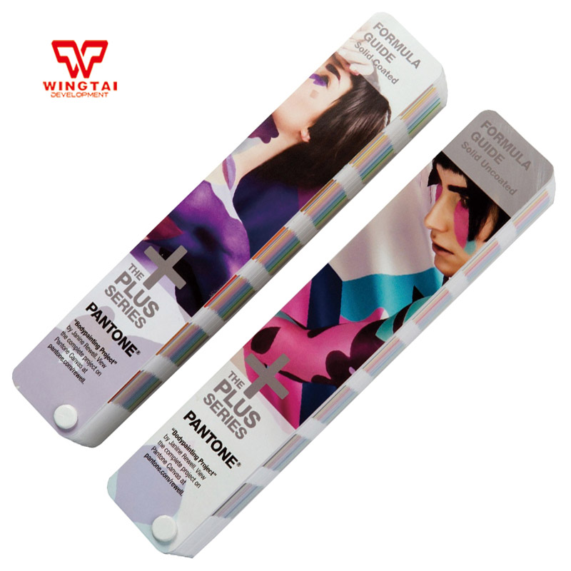 Newest Pantone Color Guide GP1601N Pantone Formula Guide For Garment Color Matches все цены