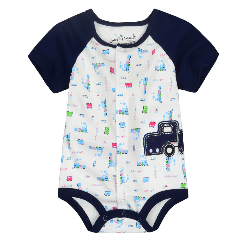 Baby Rompers Summer Baby Girl Clothes 2017 Baby Boy Clothing Cartoon Newborn Baby Clothes Infant Jumpsuits Kids Clothes baby rompers summer baby boy clothes gentleman newborn baby clothes infant jumpsuits roupas bebe baby boy clothing kids clothes
