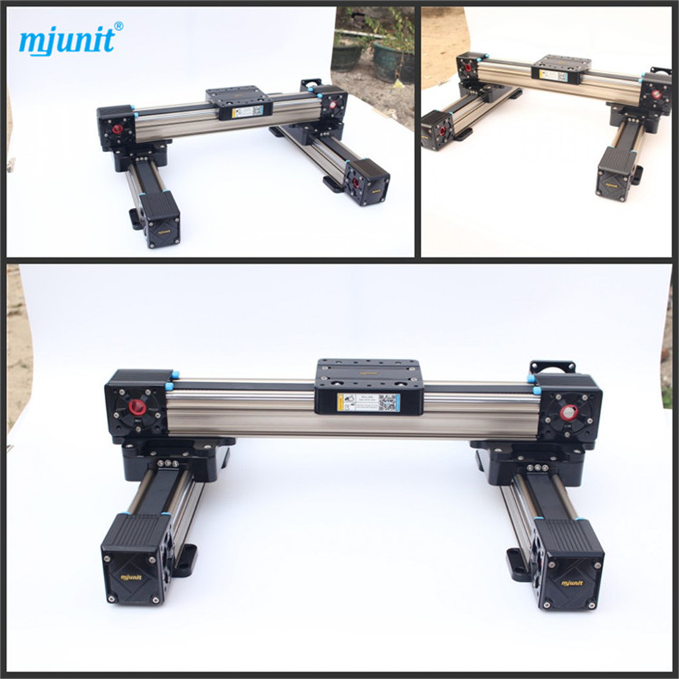 mj60 1000mm total length Cnc 30kg load low price linear guide rail for one axis drive total quartz 9000 future 5w 30