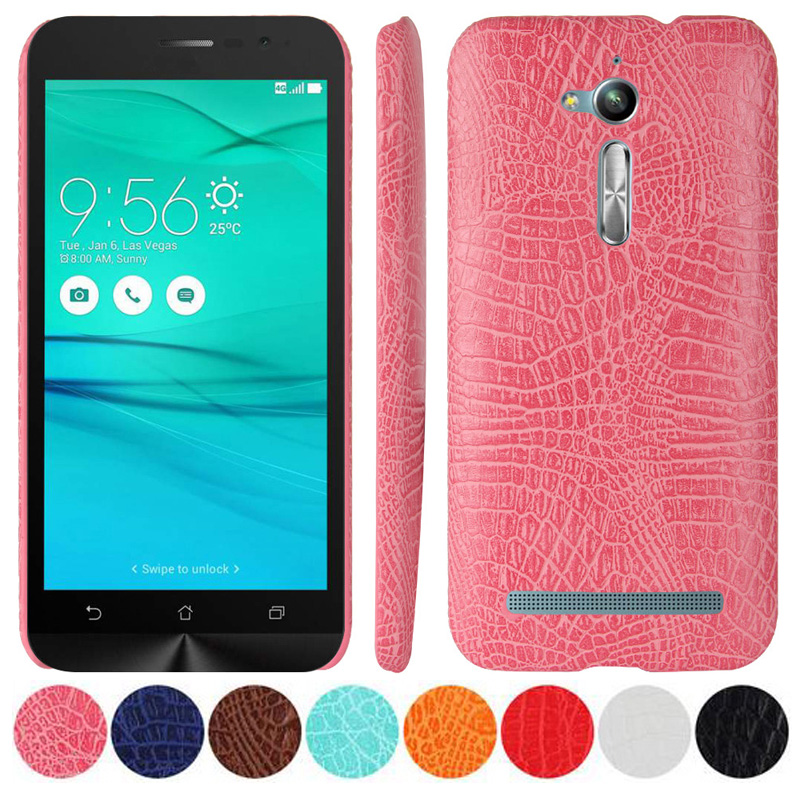 For ASUS ZB500KL X00AD Zenfone Go 2016 ZB500 ZB 500 KL 500KL Phone Case for ASUS X00ADA X00ADC ASUS_X00AD Hard PC Frame Cover image