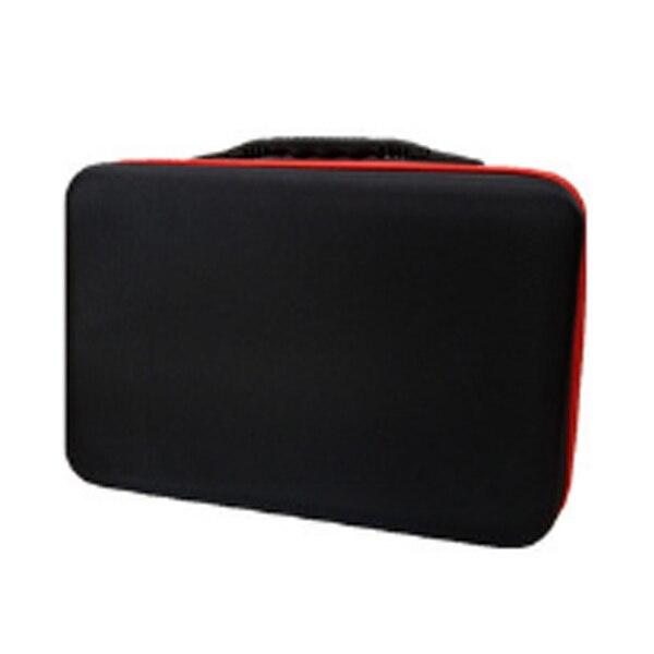 60 слотов Алмазная вышивка коробка алмазные аксессуары для рисования чехол прозрачные пластиковые бусины дисплей коробки для хранения инструменты для вышивки крестом - Цвет: red