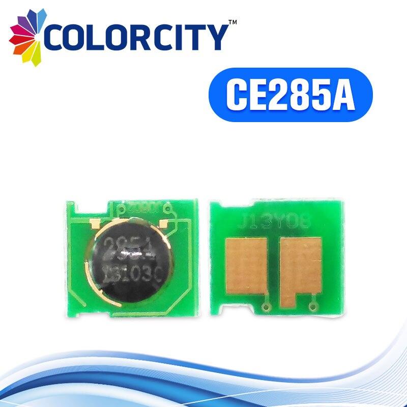 2PC CE285A Toner Cartridge For HP 85A LaserJet Pro P1102W M1132 M1212nf M1217nfw