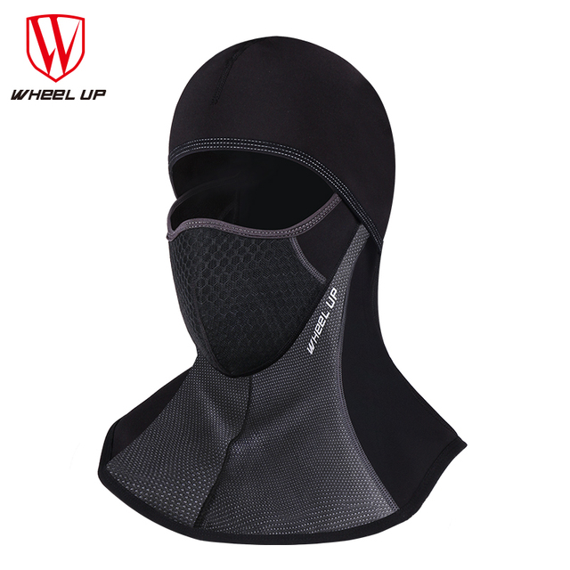 WHEEL UP Fleece Bicycle Caps Outdoor Sports Winter Breathable Cycling Cap  Men Head Scarf Cycling Headwear Bicycle Accessories 7ac8dea43db9
