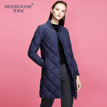 BEEBOONE 2017 new winter and autumn warm down jackets women's coats