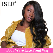 Body Wave Wigs For Black Women Remy 13X4 Peruvian Human Hair