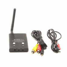new FPV 5 8G 5 8GHz 48 Channels RC832 plus Receiver With A V and