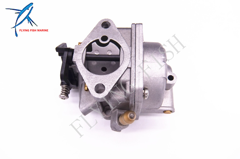 3R1-03200-1 803522T 3R1-03200-1-00 3AS-03200-0 Outboard Engine Carburetor for Tohatsu Nissan 4hp 5hp / Mercury 4hp 5hp 4T boat engine propeller 7 1 4x6 bs for yamaha 2 5hp 3hp 4hp 5hp f2 5a 3a malta outboard motor 7 1 4 x 6 bs free shipping