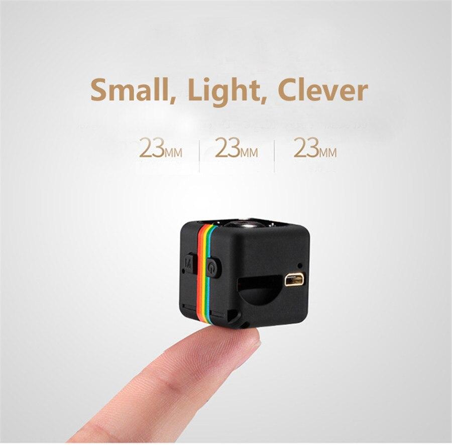 SQ11 Spied Mini Camera Cam HD 1080P Infrared Night Vision Sport Camcorder Video Voice Recorder Espia