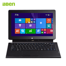 Bben 11.6 inch portable mini Tablet PC laptop notebook computer 4GB 128GB celeron 1037 ulv dual core HDMI 3G phone webcam PC