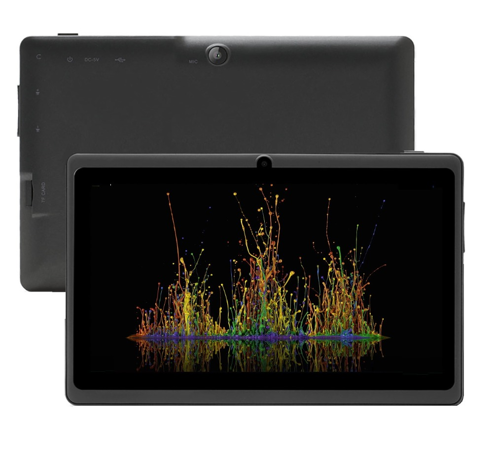 7 Inch Quad-core Tablet Computer A33 Android 8.0 Wifi Internet Bluetooth 1GB+8GB Convenient Game Tablet
