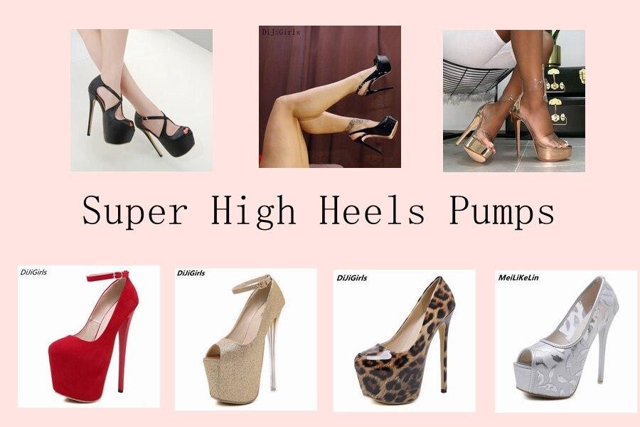 一店超高跟鞋