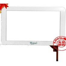 Белый Новый Для 9 «3Q Qoo! Q-pad LC0901D Tablet сенсорный экран Сенсорная панель Планшета Стекло Замена Датчика Бесплатная Доставка