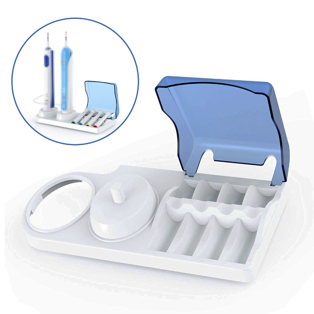 Oral B Electric Toothbrush Stand Support Holder With Charger Holder For Braun Teeth Brush Heads Case For D12 D20 D16 D10 D36 image