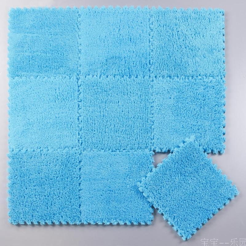 Middle bury magic patchwork carpet ,velvet plush mats ...
