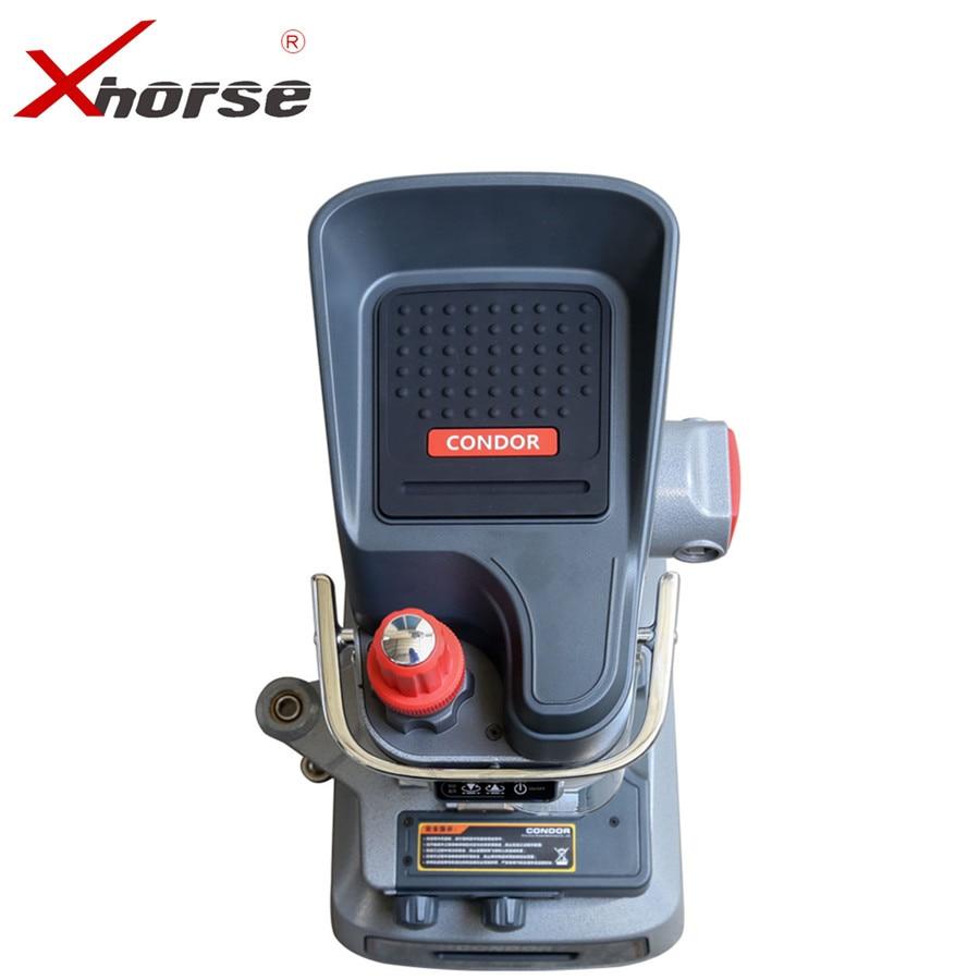 Оригинальный Xhorse Кондор XC 002 Ikeycutter механический ключ резка машины три года гарантии Новый выпущен