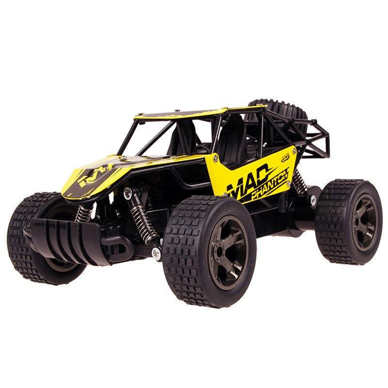 RC Car 2.4G 4CH Rock Crawlers Driving Car Drive Bigfoot Car Remote Control Car Model Off-Road Vehicle Toy Wltoys Rc Drift