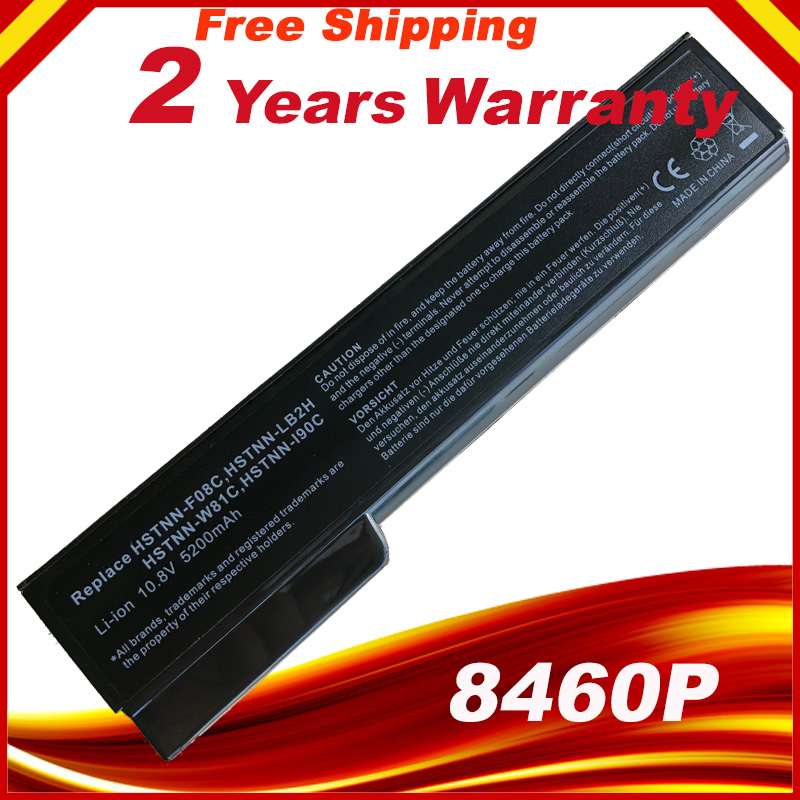 Laptop Battery For HP EliteBook 8460p 8470p 8560p 8460w 8470w 8570p ProBook 6460b 6470b 6560b 6570b 6360b 6465b 6475b 6565b