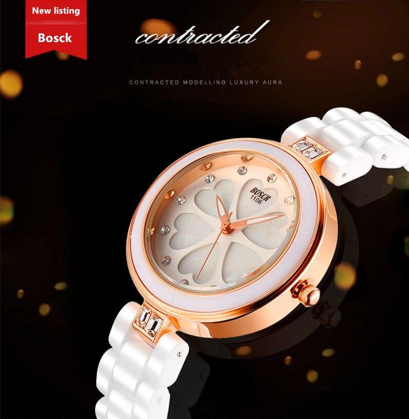 Мужские часы спортивные Водонепроницаемый наручные часы из натуральной кожи Relojes Hombre кварц мужской Бизнес часы бренд BOSCK 664