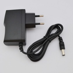 1PCS High quality 5V 800mA AC 100V-240V Converter Switching power adapter DC 0.8A Supply EU Plug DC 5.5mm x 2.1mm