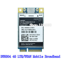 Unlocked Wireless DW5804 4G LTE WWAN Mobile Broadband Access 01YH12 E371 PCI E 3G 4G Cards